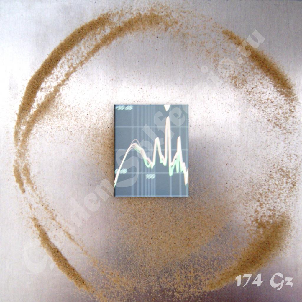 Золотое Сольфеджио 174 Гц без смещения гармоники